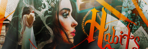 Habits Banner by Abbysidian