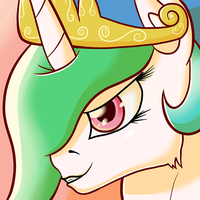 Princess of a Giant Ball of Fire by DeusExEquus