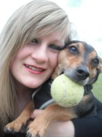 Me and my gorgeous dog by My-Life-In-Pictures