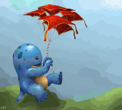 Quaggan can fly. Coooo by ThisIsIsi