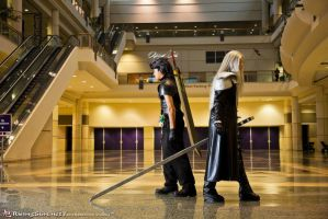 Crossing Paths of Destiny by BrokenNeedles