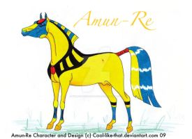 Amun-Re Stallion by Willow-Tree-Stables