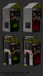 Arcade Cabinets (part 4) by GinoPinoy