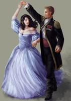 Elissa and Alistair, for Reg by rsek