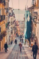 Lisbon by Dapicture