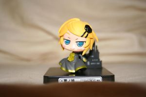 Rin Kagamine:Daughter of Evil by talesrules