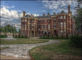 Ham House 2 by Isyala