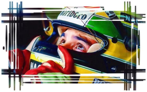 Ayrton Senna Draw 3 by appelt65