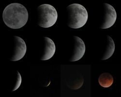 Blood Red Moon Collage (Beginning to End) by ashtonchristina