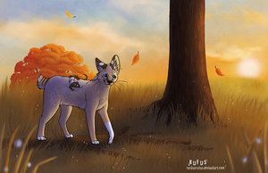Afternoon Stroll by RuckusRufus