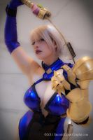 Ivy of Soul Calibur by EmeraldCoastCosplay