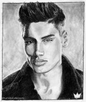 Siva Kaneswaran The Wanted by ludvigsen