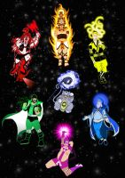 The Adrian Lantern Corps by LordoftheBling-XXL