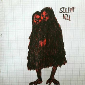 Twin Victim / Doublehead - Silent Hill by ScattyMisfit