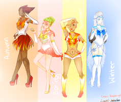 Sailor Seasons Color Contest Entry by Angelwing8