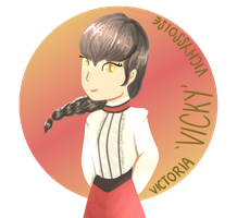 [FANART] Vicboys: Victoria 'Vicky' Vichyssoise by Katz-Drawing