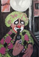 the tragedy of clown by sr-pomelo