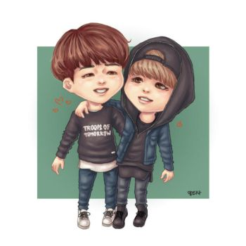 [JongYu] by blingyeol