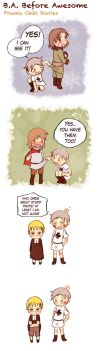 Chibi Prussia Diaries -009- by Arkham-Insanity