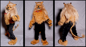 Leomon Cosplay - AN 2009 Debut by Kiniro-Oniba