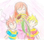 Mother 3 by Peppermint-Tea