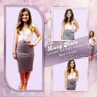 Png Pack 239 - Lucy Hale by BestPhotopacksEverr