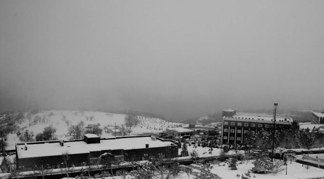 snow and sakarya by oeminler