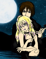 Skip Beat: Cain and Setsuka Heel by YukinaHimora