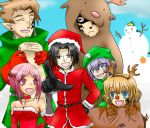 Baskerville xmas by Axl16