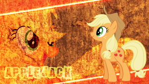 Applejack Wallpaper 1920x1080 by Defectio-Epica