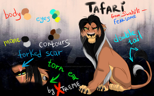 The Lion King - Tafari by Diego32Tiger