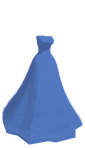 MMD Prom Dress by mbarnesMMD