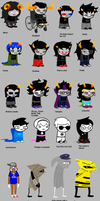 Homestuck to my mom by DragonLuver99