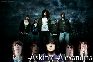 Asking Alexandria fail desktop by Glistening-horizonsx