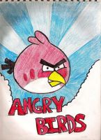 Angry Birds by OctagonEyes