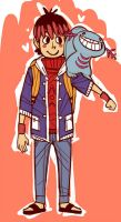 pokemon trainer by kmyu