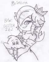 Art Collab: Rosalina by gilster262