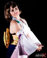 Yuna Cosplay FFX more... by hikari-studio