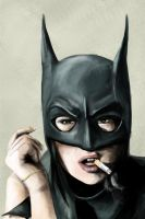 Batgirl? by tite-pao