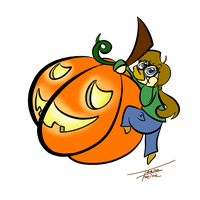 Beth Pumpking by Pimander1446