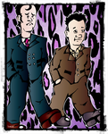 Vic and Bob by bampop