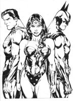 DC Trinity by Benes by ChucktheTracer