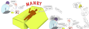 Manry chocolates are manry by MiffyxPuffy