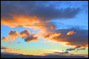 Another sunset1 by eRiQ