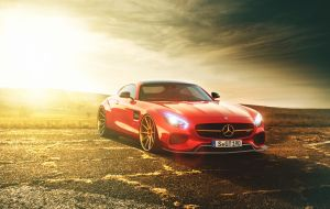 Mercedes AMG GT LB by Marko0811