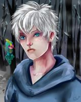 Jack Frost and baby tooth by NoNa008