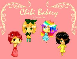 Chibi Bakery Girls -Batch2- by Tennessee11741
