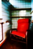 Red Chair by passenger-nq