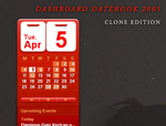 Datebook Clone Edition by Blairy