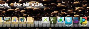 Chrome Dock for nexus by paolo04379